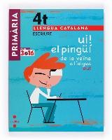 Llengua catalana. Escriure 4t