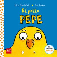 El Pollo Pepe + muñeco