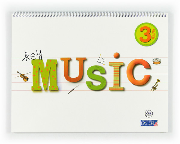 Music. 3 Primary. Key