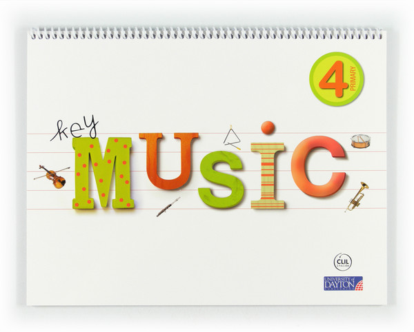 Music. 4 Primary. Key