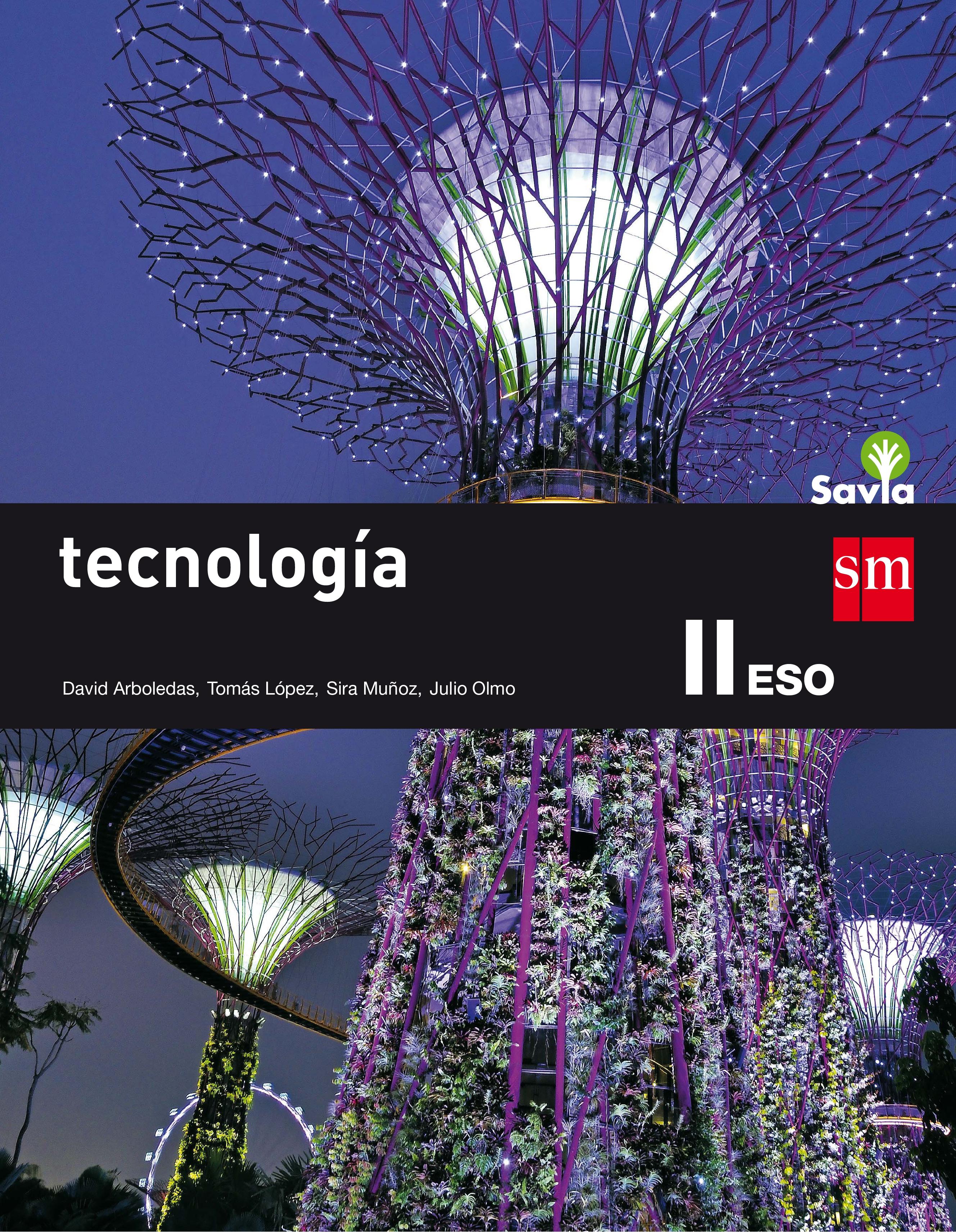 TECNOLOGÍA II. ESO. SAVIA