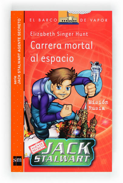 Carrera mortal al espacio (eBook-ePub)